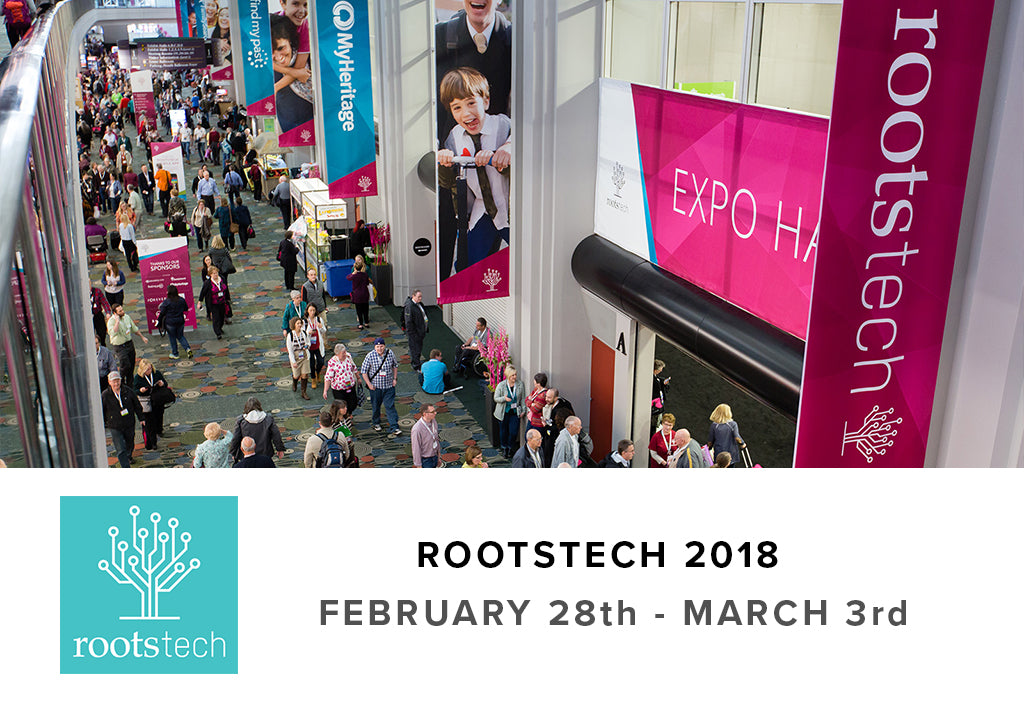 RootsTech 2018 (February 28th - March 3rd)