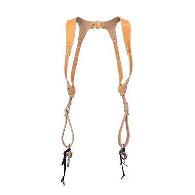 Rose Anvil Bandit Camera Harness (Tan)