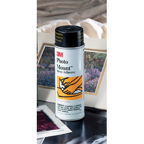 Scotch 3M Photo Mount 10 oz., papers mounting supplies, 3M - Pictureline