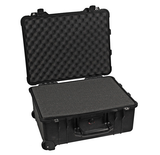 Pelican 1560 Case Black / Foam, bags hard cases, Pelican - Pictureline  - 2