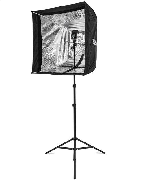 "Westcott 28"""" Apollo Flash Kit, lighting soft boxes, Westcott - Pictureline"