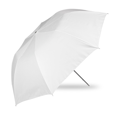 "Westcott 43"" Optical White Satin Collapsible Umbrella, lighting umbrellas, Westcott - Pictureline  - 1"