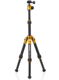 MeFOTO DayTrip Tripod Kit (Yellow), tripods travel & compact, MeFOTO - Pictureline  - 3