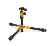 MeFOTO DayTrip Tripod Kit (Yellow), tripods travel & compact, MeFOTO - Pictureline  - 4