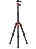 MeFOTO DayTrip Tripod Kit (Chocolate), tripods travel & compact, MeFOTO - Pictureline  - 3