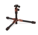 MeFOTO DayTrip Tripod Kit (Chocolate), tripods travel & compact, MeFOTO - Pictureline  - 4