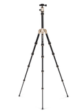 MeFOTO BackPacker Tripod Kit (Gold), discontinued, MeFOTO - Pictureline  - 2