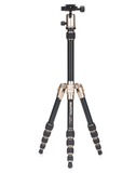 MeFOTO BackPacker Tripod Kit (Gold), discontinued, MeFOTO - Pictureline  - 1