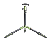 MeFOTO BackPacker Tripod Kit (Red), tripods travel & compact, MeFOTO - Pictureline  - 6