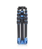 MeFOTO BackPacker Tripod Kit (Blue), tripods travel & compact, MeFOTO - Pictureline  - 3