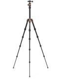 MeFOTO BackPacker Tripod Kit (Chocolate), tripods travel & compact, MeFOTO - Pictureline  - 2