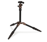 MeFOTO BackPacker Tripod Kit (Chocolate), tripods travel & compact, MeFOTO - Pictureline  - 4