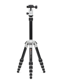 MeFOTO BackPacker Tripod Kit (White), discontinued, MeFOTO - Pictureline  - 1