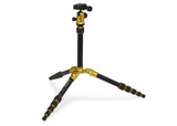 MeFOTO BackPacker Tripod Kit (Yellow), tripods travel & compact, MeFOTO - Pictureline  - 3