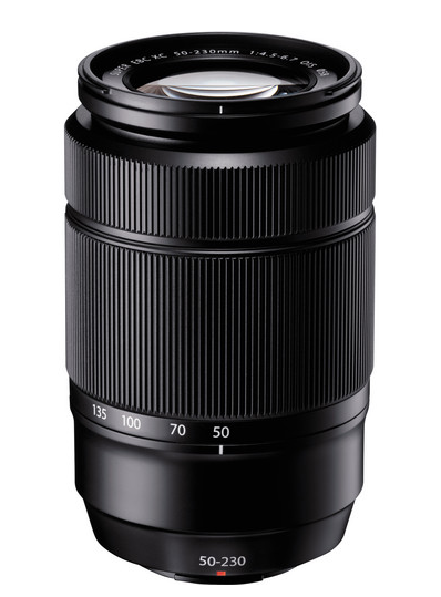 Fujifilm XC 50-230mm f4.5-6.7 Lens (Black), lenses mirrorless, Fujifilm - Pictureline