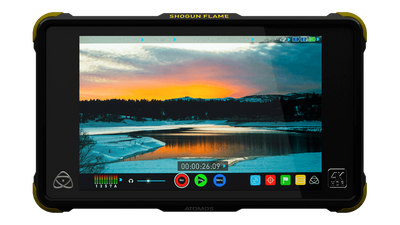 Atomos Shogun Flame 4K Recorder, video monitors, Atomos - Pictureline  - 1