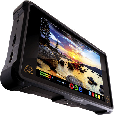 "Atomos Shogun Inferno 7"" 4K HDMI Recording Monitor"