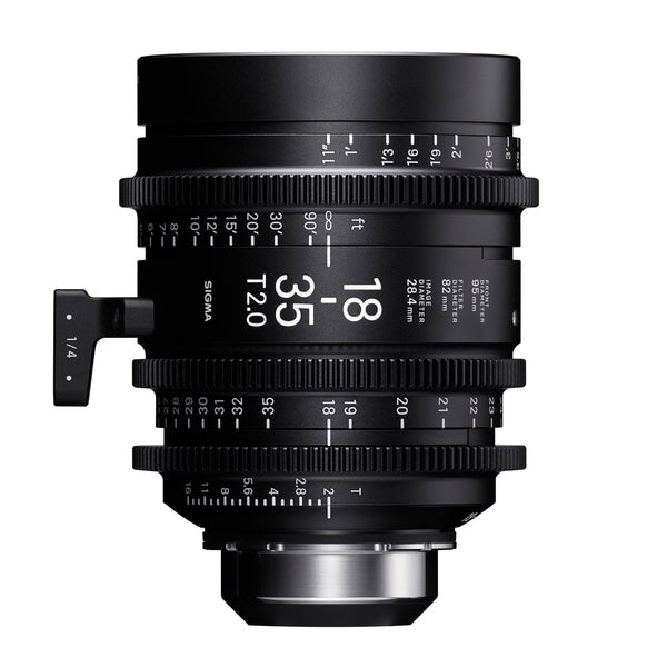 Sigma 18-35mm T2 Cine Lens for Sony
