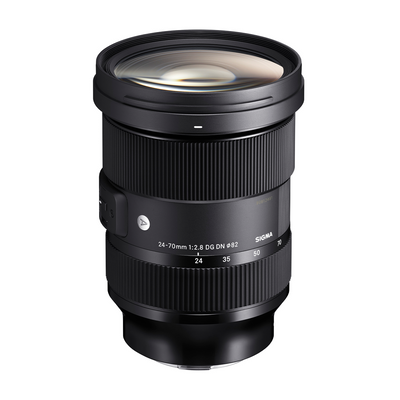 Sigma 24-70mm f/2.8 DG DN ART Lens for Sony FE Mount