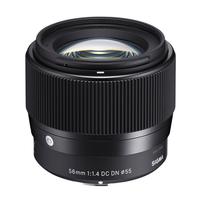 Sigma 56mm f/1.4 DC DN Contemporary Lens for Canon EF-M Mount