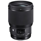 Sigma 85mm F1.4 ART DG HSM Lens for Canon, lenses slr lenses, Sigma - Pictureline  - 2