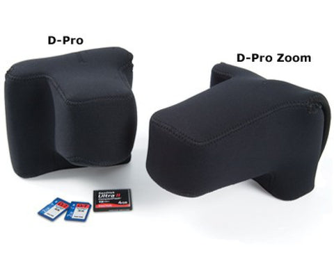 OP/TECH Digital D-Pro SLR Pouch Black, bags pouches, OP/TECH - Pictureline  - 1