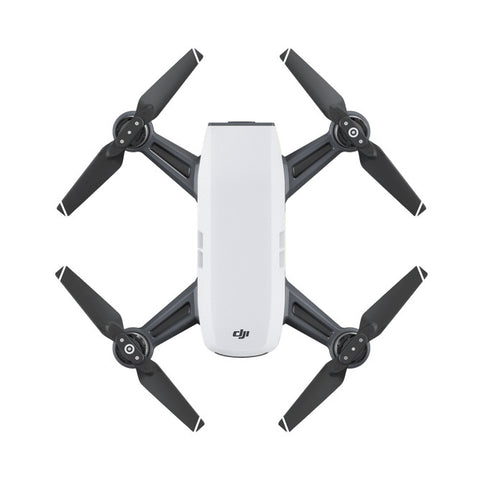 DJI Spark Fly More Drone Combo (Alpine White)
