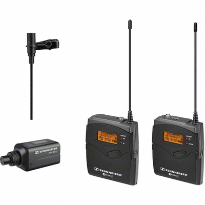 Sennheiser EW100EG Wireless Mic System, video audio microphones & recorders, Sennheiser - Pictureline