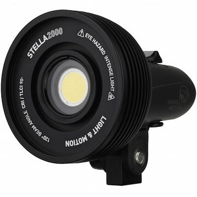 Light and Motion Stella 2000 LED Light, lighting led lights, Light & Motion - Pictureline  - 1