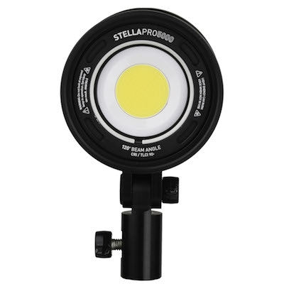 Light and Motion Stella Pro 5000 LED Light, lighting led lights, Light & Motion - Pictureline  - 1