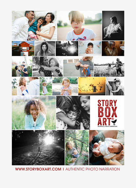 Story Box Art Mentoring Session Nov. 15th or 16th, events - past, Pictureline - Pictureline