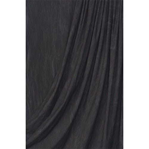 Superior Dark Grey Muslin 10'x24', lighting backgrounds & supports, Superior - Pictureline