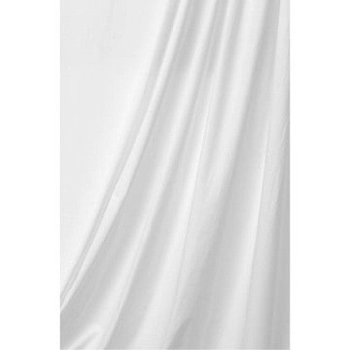 Superior Solid White Muslin 10'x24', lighting backgrounds & supports, Superior - Pictureline