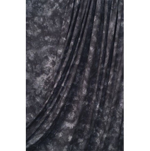 Superior Storm Grey Muslin 10'x24', lighting backgrounds & supports, Superior - Pictureline