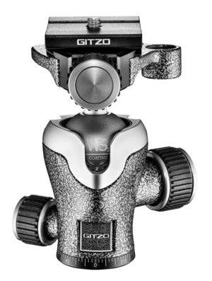 Gitzo GH1382TQD Series 1 Traveler Center Ball Head, tripods ball heads, Gitzo - Pictureline  - 1