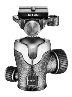 Gitzo GH1382QD Series 1 Center Ball Head, tripods ball heads, Gitzo - Pictureline  - 1