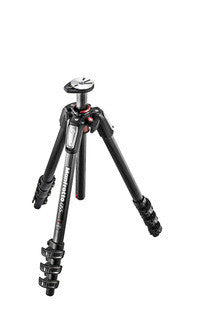 Manfrotto MT055CXPRO4 Carbon 4 Section Tripod, tripods photo tripods, Manfrotto - Pictureline  - 1