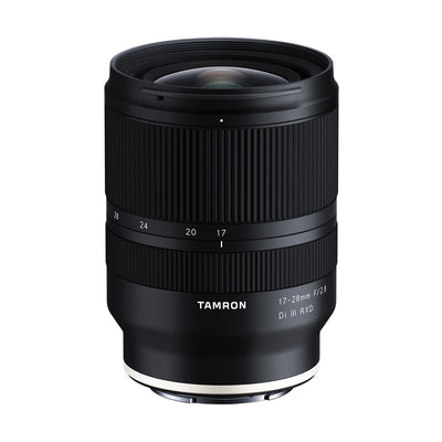 Tamron 17-28mm f/2.8 Di III RXD Lens for Sony FE