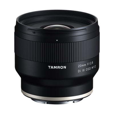 Tamron 20mm f/2.8 Di III OSD Lens for Sony FE