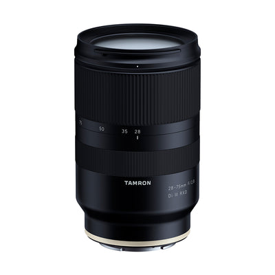 Tamron 28-75mm f/2.8 Di III RXD Lens for Sony FE