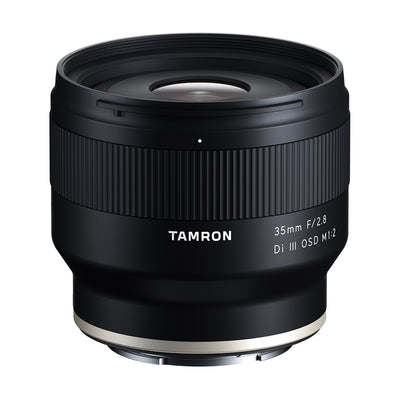 Tamron 35mm f/2.8 Di III OSD Lens for Sony FE
