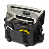 Tenba DNA 8 Messenger Bag (Graphite), bags shoulder bags, Tenba - Pictureline  - 6