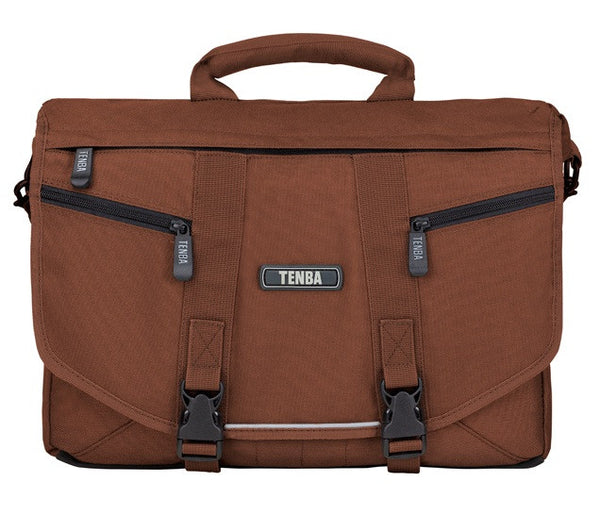 Tenba Large Camera/Laptop Messenger Bag (Chocolate), bags shoulder bags, Tenba - Pictureline  - 1