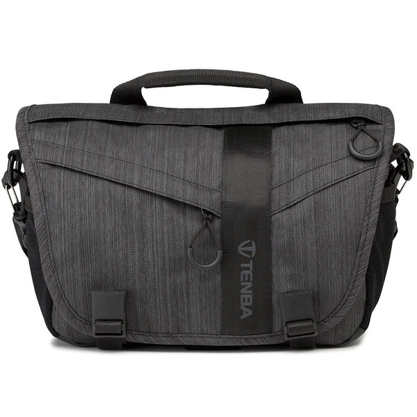 Tenba DNA 8 Messenger Bag (Graphite), bags shoulder bags, Tenba - Pictureline  - 1