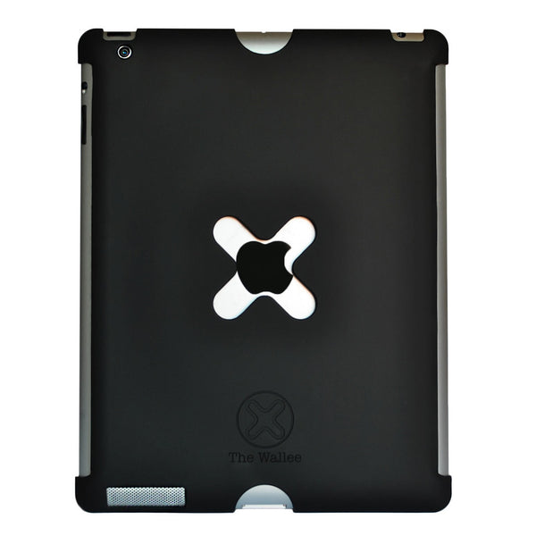 Tether Tools Proper - Wallee iPad Case (3rd Gen) BLK, camera tethering, Tether Tools - Pictureline  - 1