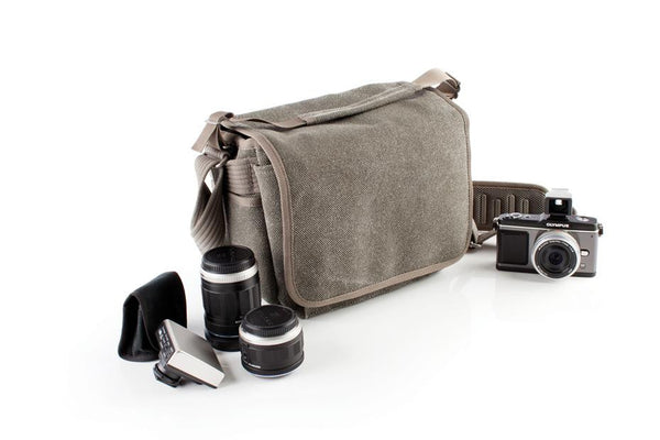 Think Tank Retrospective 5 Shoulder Camera Bag (Pinestone), bags shoulder bags, Think Tank Photo - Pictureline  - 1