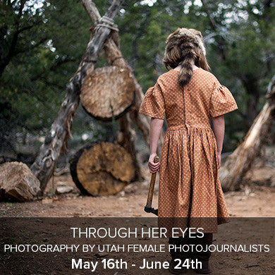 Through Her Eyes Gallery Reception (May 20th), events - past, Pictureline - Pictureline