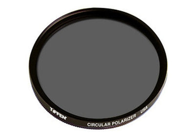 Tiffen 40.5mm Circular Polarizer Filter, lenses filters polarizer, Tiffen - Pictureline