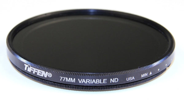 Tiffen 77mm Variable ND Filter, lenses filters nd, Tiffen - Pictureline