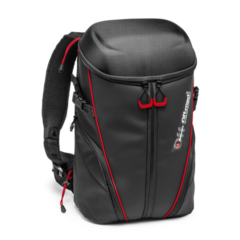 Manfrotto Off Road Stunt Backpack (Black), bags backpacks, Manfrotto - Pictureline  - 1